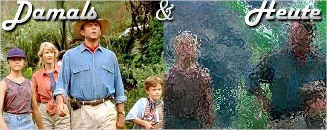 """Damals & heute: Die Stars aus """"Jurassic Park"""""""