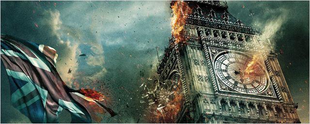 """Morgan Freeman und Gerard Butler kämpfen gegen Terroristen im actionreichern Trailer zu """"London Has Fallen"""""""