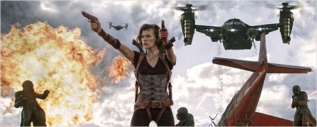 """Alice ist alt: Neues Bild von Milla Jovovich in """"Resident Evil 6: The Final Chapter"""""""