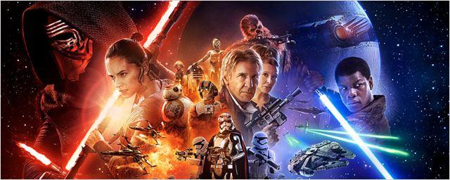 """Oscars 2016: """"Star Wars 7"""" hat Chancen auf den Goldjungen für Beste visuelle Effekte"""