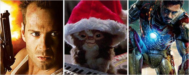20 Filme, die eigentlich nur zufällig an Weihnachten spielen!
