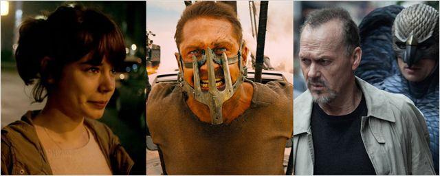 Kinojahr 2015: Die Top 10 Listen der FILMSTARTS-Kritiker