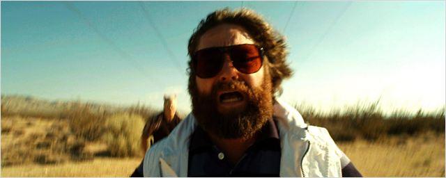 """Zach Galifianakis gesteht: Es hätte nur einen """"Hangover""""-Film geben sollen"""