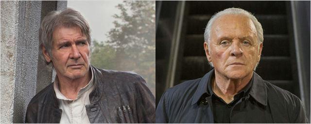 """Harrison Ford und Anthony Hopkins übernehmen Rollen im Spionage-Thriller """"Official Secrets"""""""