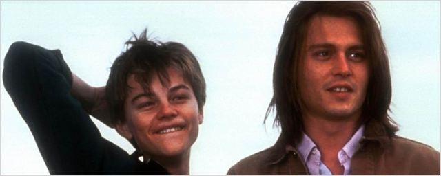 "So ärgerte Johnny Depp seinen Kollegen Leonardo DiCaprio beim Dreh von ""Gilbert Grape"""