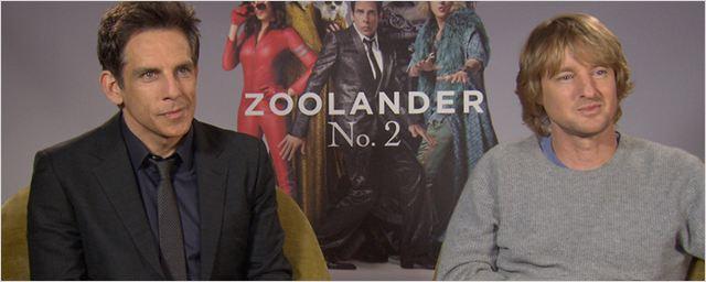 """""""Wir erforschten unsere eigene Eitelkeit"""": Das FILMSTARTS-Interview zu """"Zoolander No. 2"""" mit Ben Stiller, Owen Wilson & Justin Theroux"""