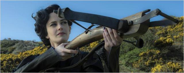 """""""Die Insel der besonderen Kinder"""": Deutscher Trailer zu Tim Burtons Fantasy-Abenteuer mit Eva Green"""