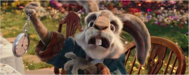 """Neuer Trailer zu """"Alice im Wunderland: Hinter den Spiegeln"""" mit Mia Wasikowska, Johnny Depp und Sacha Baron Cohen"""