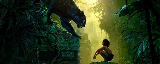 """""""The Jungle Book"""": FSK-Bekanntgabe und extra langer IMAX-Trailer zum Disney-Abenteuer"""