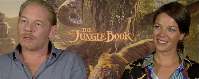 """""""Ein echter Klassiker bleibt zeitlos"""": Das FILMSTARTS-Interview zu """"The Jungle Book"""" mit den deutschen Stimmen von Shir Khan, Balu & Co."""