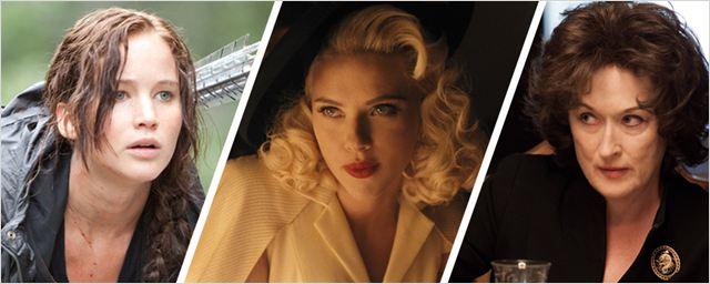 Statistisch gesehen: Diese 15 weiblichen Hollywoodstars spielen in den durchschnittlich besten Filmen mit