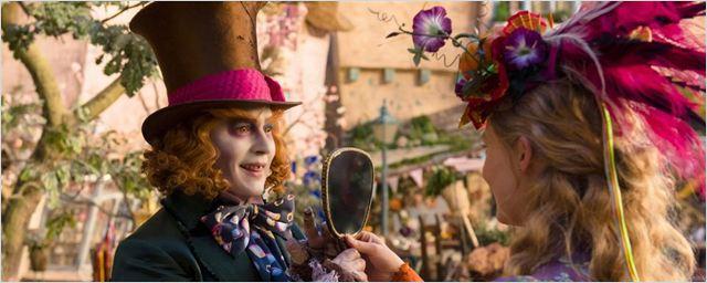 """""""Alice im Wunderland 2: Hinter den Spiegeln"""": Zwei neue Trailer zur Fortsetzung"""