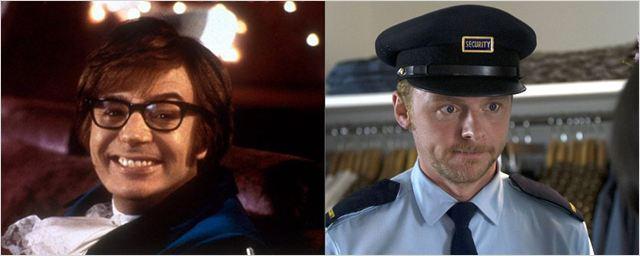 """""""Terminal"""": Mike Myers und Simon Pegg übernehmen Rollen im Noir-Thriller mit Margot Robbie"""