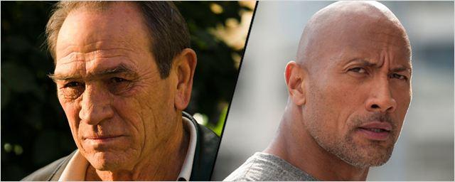 """""""Fast & Furious"""": Vin Diesel spricht über Dwayne Johnsons Rolle Luke Hobbs, die eigentlich für Tommy Lee Jones geschrieben wurde"""