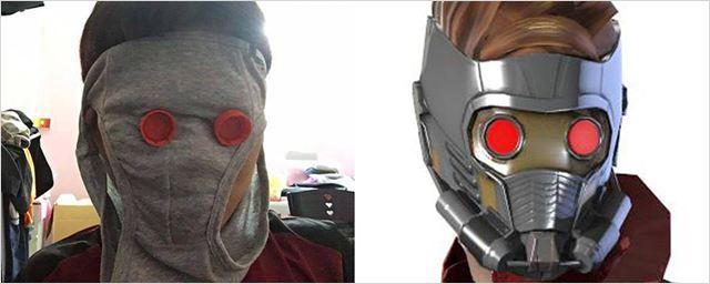 Guardian Of The Unterhose: Cosplayer stellt mit Billig-Verkleidungen seine Filmhelden nach