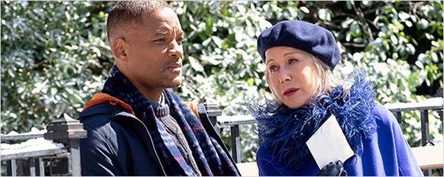 """Will Smith unterhält sich mit dem Tod, der Zeit und der Liebe im ersten Trailer zu """"Collateral Beauty"""""""