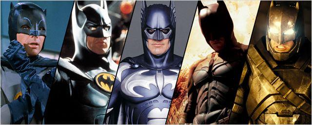 Ihr entscheidet: Welcher Batman-Anzug steht dem Dunklen Ritter am besten?