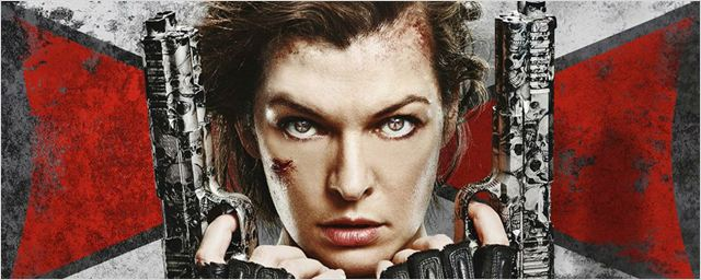 """""""Resident Evil 6: The Final Chapter"""": Feuriges Motion-Poster zum Zombie-Actioner"""