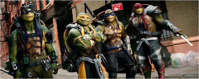 """""""Teenage Mutant Ninja Turtles 3"""": So stehen die Chancen für ein weiteres Sequel"""