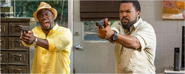 """""""Ride Along 3"""": Dritter Teil der Cop-Komödie mit Ice Cube und Kevin Hart soll kommen"""