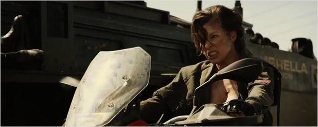 """""""Resident Evil 6: The Final Chapter"""". Noch ein neuer Trailer zur Zombie-Action mit Milla Jovovich"""