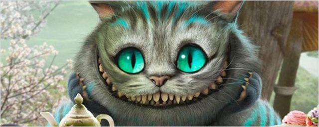 """""""Alice im Wunderland 2: Hinter den Spiegeln"""": Die legendäre Teeparty nachgespielt mit kostümierten Katzen"""