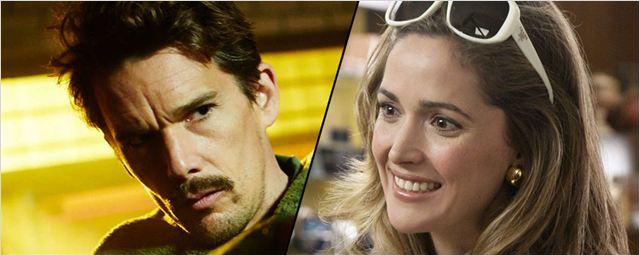 """""""Juliet, Naked"""": Ethan Hawke und """"Insidious""""-Star Rose Byrne für Hauptrollen in der Nick-Hornby-Adaption im Gespräch"""