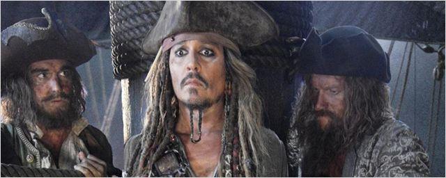 """""""Pirates Of The Caribbean 5"""": Javier Bardem als Geister-Pirat auf neuem Bild und eine überraschende Enthüllung zum Auftritt von Jack Sparrow"""