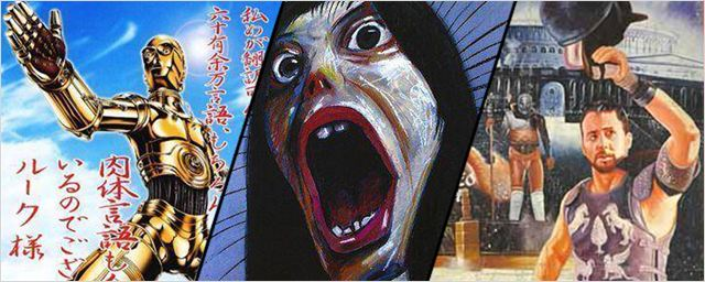 Was haben die sich dabei bloß gedacht: Die kuriosesten Filmposter aus aller Welt