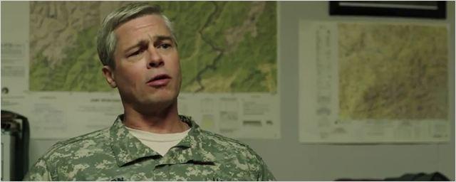 """""""War Machine"""": Erster Trailer zur Netflix-Kriegssatire mit Brad Pitt"""