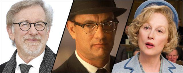 """""""The Post"""": Steven Spielberg, Tom Hanks und Meryl Streep bündeln ihre Kräfte für Whistleblower-Thriller"""