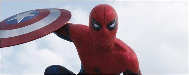 """Der neue Trailer zu """"Spider-Man: Homecoming"""" ist da"""