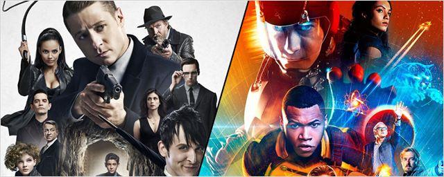 """Neues DC-Futter auf ProSieben: 3. Staffel """"Gotham"""" und 2. Staffel """"Legends Of Tomorrow"""" zum ersten Mal im Free-TV"""
