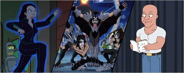 50 coole Promi-Auftritte in Zeichentrickserien