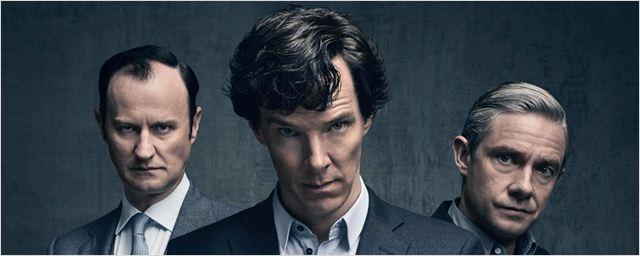 """""""Sherlock"""": Deutsche TV-Premiere der 4. und vielleicht letzten Staffel des Serien-Hits"""