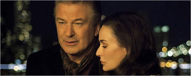 """Erster Trailer zu """"Blind"""": Gefährliche Liebe zwischen blindem Alec Baldwin und verheirateter Demi Moore"""