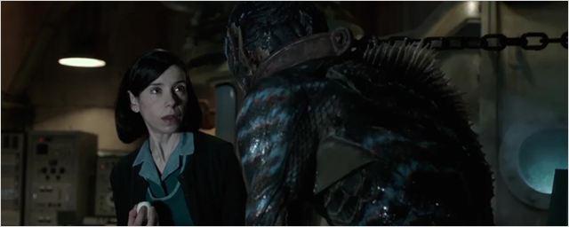 """""""The Shape Of Water"""": Erster Trailer zum neuen Mystery-Drama von Guillermo del Toro"""