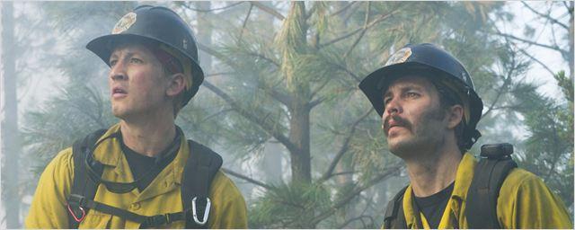"""Gegen die Feuersbrunst: Erster Trailer zu """"Only The Brave"""" mit Josh Brolin, Miles Teller und Taylor Kitsch"""