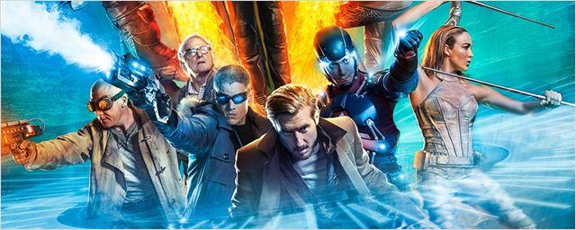 """Eine Gruppe von Versagern rettet die Zeit: Erster Trailer zur 3. Staffel von """"Legends Of Tomorrow"""""""