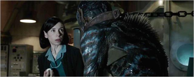 """Action und Gefühle im Trailer zu Guillermo del Toros Fantasy-Romanze """"Shape Of Water"""""""