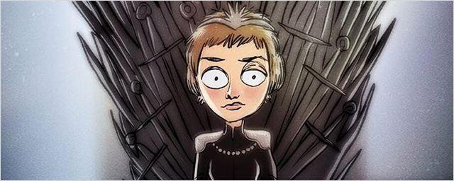 """Da machen """"Game Of Thrones""""-Fans große Augen: 11 Illustrationen aus Westeros im Tim-Burton-Stil"""