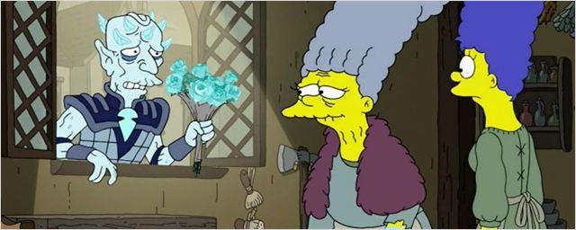 """Bildergalerie: """"Die Simpsons"""" mit """"Game Of Thrones""""-Hommage in Episodenlänge"""