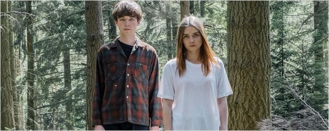 """""""The End Of The F***ing World"""": Erster Trailer zur Netflix-Serie mit Stars aus """"Black Mirror"""" und """"Penny Dreadful"""""""