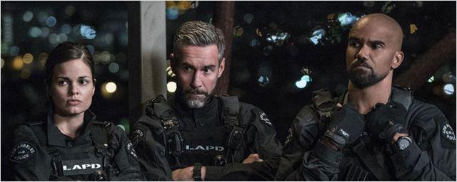 """""""S.W.A.T.""""-Team zwischen den Fronten: Neue Serie mit """"Criminal Minds""""-Star Shemar Moore ab heute bei Sky"""