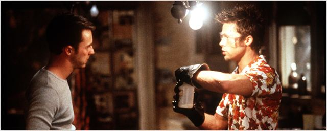 """Brad Pitt und Edward Norton erläutern uns die Regeln des """"Fight Club"""": Die TV-Tipps für Montag, 31. August 2015."""