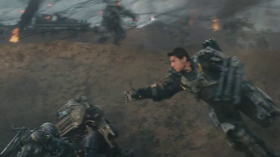 edge of tomorrow besetzung