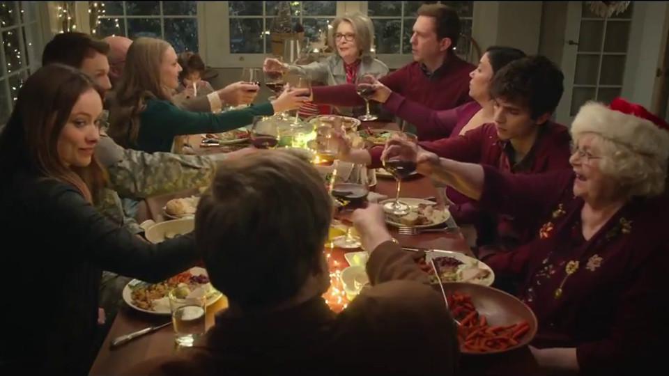 alle jahre wieder weihnachten mit den coopers trailer 2. Black Bedroom Furniture Sets. Home Design Ideas