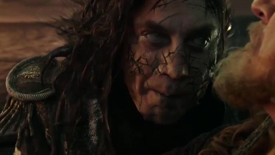 Pirates Of The Caribbean 5: Salazars Rache Trailer (2) OV