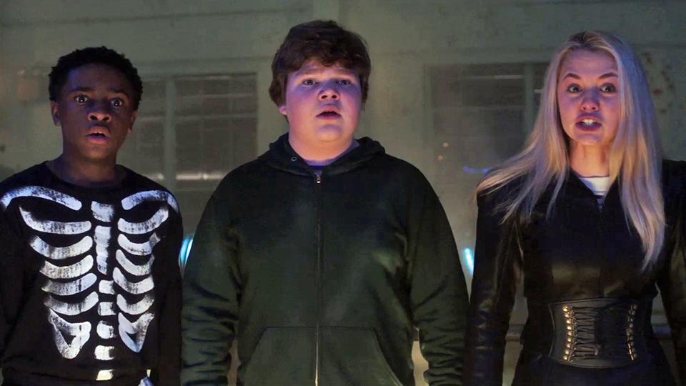 Gänsehaut 2: Gruseliges Halloween Besetzung