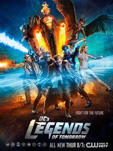 DC's Legends Of Tomorrow - staffel 6 Trailer OV